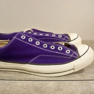 New Old Stock Converse Players Name Sneakers Sz 17